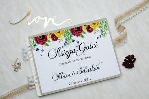 weselna księga dla gości