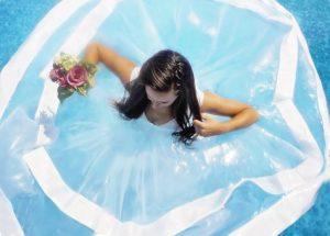 zdjęcie sukni ślubnej