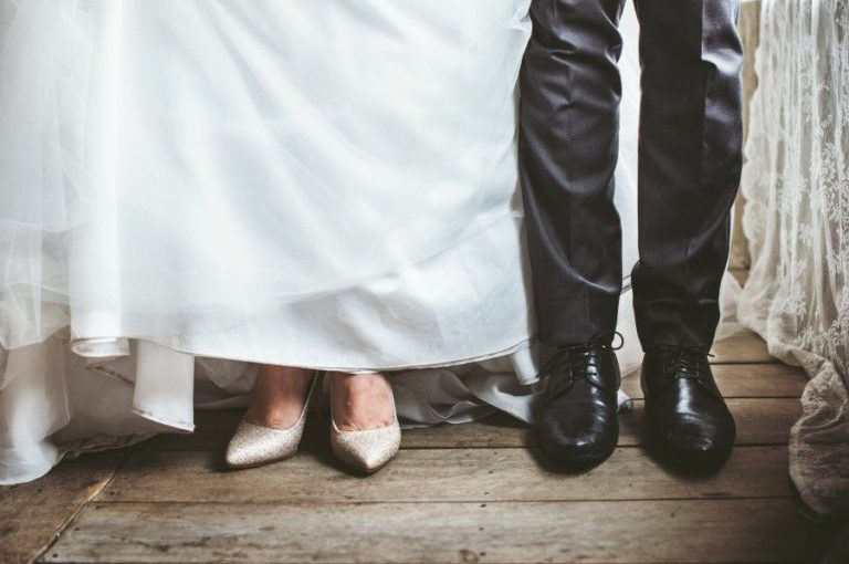 Jakie buty wybrać do ślubu?