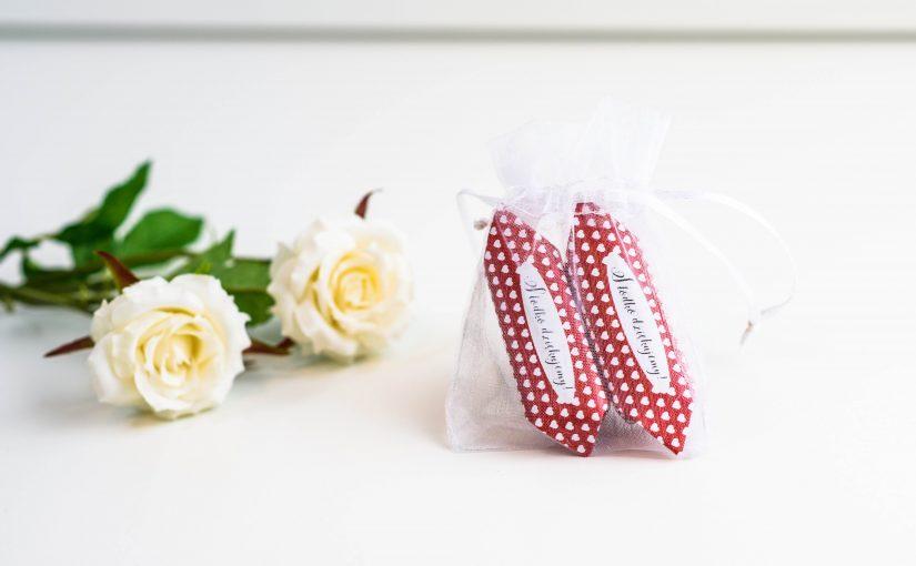 Upominki dla gości weselnych – prosty gest o wielkim znaczeniu