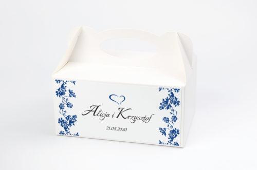 Ile kosztują pudełka na ciasta weselne?