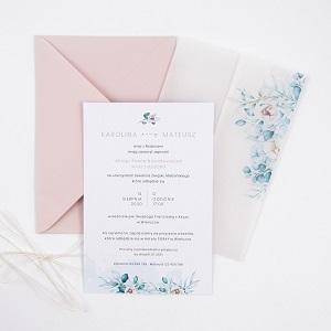 Zaproszenia ślubne – cechy